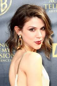 days of our lives hairstyles days of our lives star kate mansi cut her hair for a striking