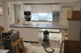 cuisine smicht montage de la cuisine schmidt jour 2 construction d une maison