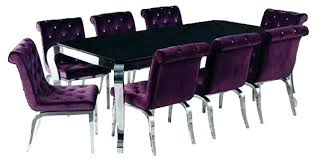 chrome dining room chairs chrome dining table and chairs ilovefitness club