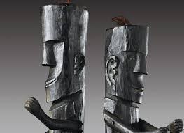 wood sculpture singapore batak sculpture from sumatra indonesia in singapore