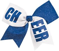 african american cheer hair bows chassé cheer performance hair bow omni cheer