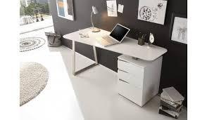 bureau ordinateur blanc laqué bureau d ordinateur blanc laqué mat novomeuble