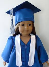 graduation gown graduation gown pattern for american girl doll like this item