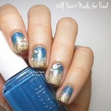 summer beach nail art summer 2013 youtube easy summer beach nail