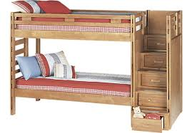 Bunk Bed Pictures Creekside Taffy Step Bunk Bed
