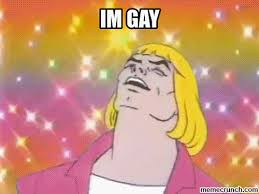 Im Gay Meme - image gif w 500 c 1