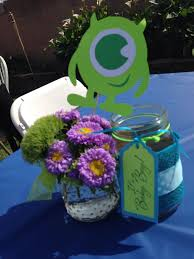 michael baby shower decorations best 25 monsters inc centerpieces ideas on monsters