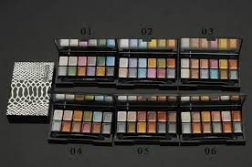 discount professional makeup mac 12 color eyeshadow palette 6 mac professional makeup kits best