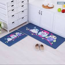 Owl Kitchen Rugs Designer Owl Elephant Print Area Rug Unique Room Floor Threshold