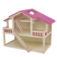 star loft dolls house pintoy