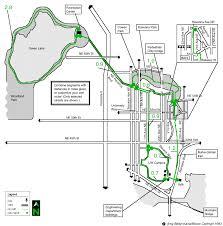 University Of Washington Map Trails Recreation
