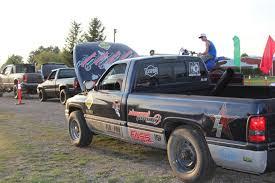 Ford Diesel Drag Truck - kipp u0027s u201cbudget beater u201d drag truck racing weekend on the edge