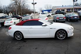 2012 bmw 650i convertible used sport coupe sale