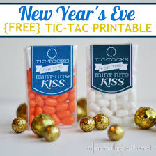 new years party box new years printable tic tac gift free printable favors and