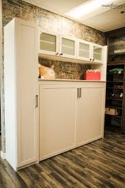 Murphy Bed With Armoire 51 Best Murphy Beds Images On Pinterest Wall Beds Murphy Bed