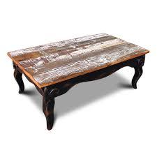 Fleur De Lis Patio Furniture De Lis Coffee Table W Barnwood Top