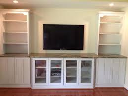 Shelves Built Into Wall Elegant Tv Cabinet Built Into Wall From Built In Tv Cabinet