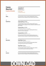 Google Templates Resume Google Doc Resume Template Google Docs Resume Templates By