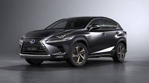 lexus black nx 2018 lexus nx debuts new look and enhanced handling