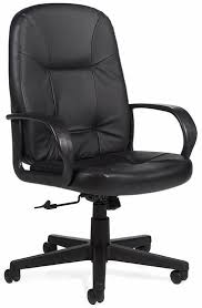 leather office chairs global arno perforated leather office