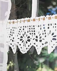 Patterns For Curtain Valances 10 Free Crochet Curtain Patterns Collection By Moogly