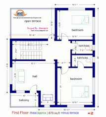 2 bhk home design plans 2 bedroom house plan indian style modern bungalow floor plans