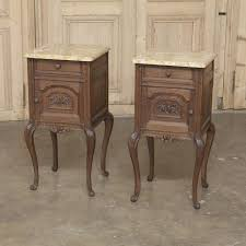 nightstand beautiful art furniture nightstand with marble top