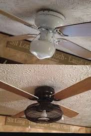 fix my casablanca fan a great step by step on how to pretty up a ceiling fan diy life