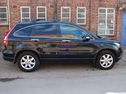 2009 honda cr v es i vtec ac black auto 2 owner 49 000 miles full