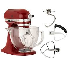 5 Quart Kitchenaid Mixer by Kitchenaid Deluxe Edition 5qt 325 Watt 10speedtilthead Stand Mixer