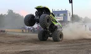 monster truck videos freestyle ballistic monster truck freestyle at monster truck shootout at
