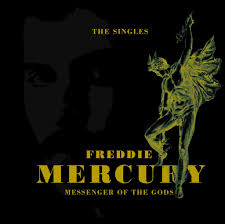 singles freddie mercury messenger of the gods the singles the