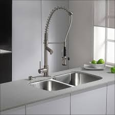 Kitchen Faucet With Soap Dispenser by Kitchen Single Handle Kitchen Faucet With Sprayer And Soap