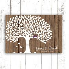 wedding tree guest book best wedding tree guest book on wood products on wanelo