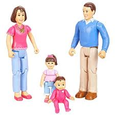 you me happy together family figure set