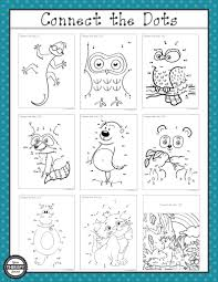 pirate connect the dots free printable from growing play