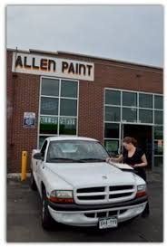 training and consulting allen paint