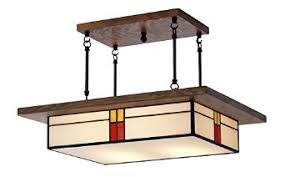 Mission Style Chandelier Lighting Lighting Design Ideas Exterior Design Craftsman Style Lighting