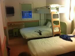 chambre 4 personnes chambre pour 4 personnes photo de ibis budget marne la vallée