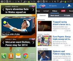 news widgets for android eurosport for android leading source for eurpean sports aw center