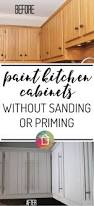 how to refinish kitchen cabinets white how to paint kitchen cabinets no painting sanding kitchens