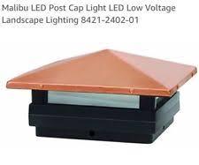 malibu copper landscape u0026 walkway lights ebay