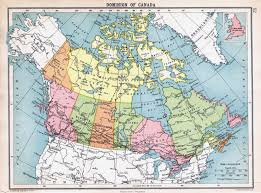 The United States And Canada Political Map by Atlas Map Of Canada New Zone