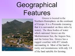 Suitable Meaning by Ancient Ancient Greecegreece Geographical Features Greece Is