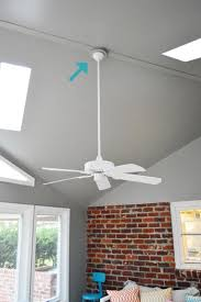 the most stylish installing a ceiling fan without existing wiring