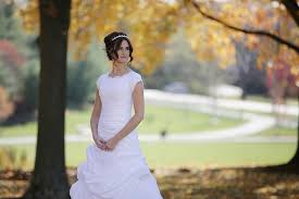 St Louis Bridal Shop Wedding Dress With Sleeves