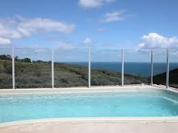glass balustrade square post 50x50mm for balcony railing design