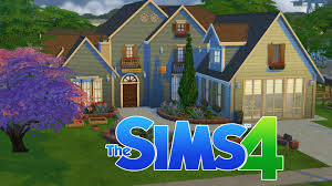 build dream house my dream home sims 4 build youtube