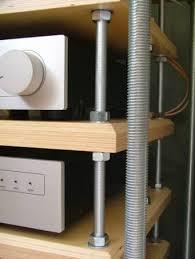 Ikea Audio Rack 7 Best Hifi Racks Images On Pinterest Furniture Hifi Stand And