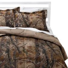 Realtree Camo Duvet Cover Realtree Nature Inspired Bedding Set Target